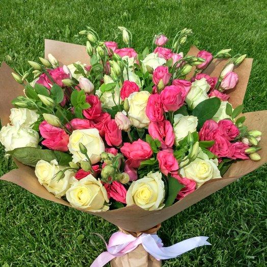 """""""Нежный шелест"""": букеты цветов на заказ Flowwow"""