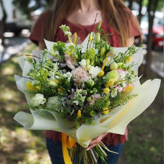 Букет Лесной: букеты цветов на заказ Flowwow