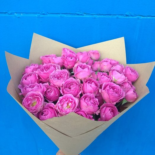 Мисси Баблс : букеты цветов на заказ Flowwow