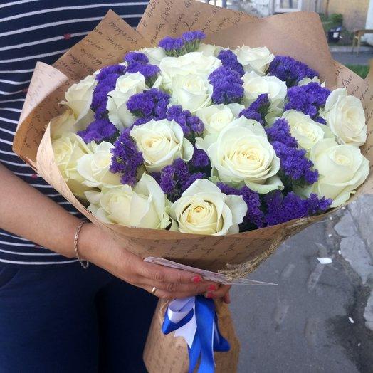 """""""Искренняя улыбка"""": букеты цветов на заказ Flowwow"""