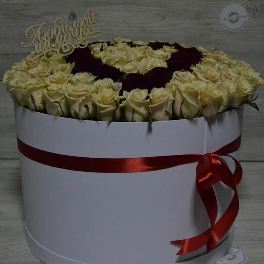 Для Мам(Топпер в подарок): букеты цветов на заказ Flowwow