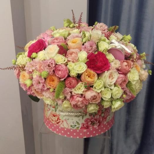 Pink island: букеты цветов на заказ Flowwow