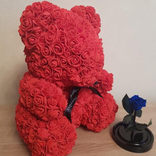 Подарочный набор 14: букеты цветов на заказ Flowwow