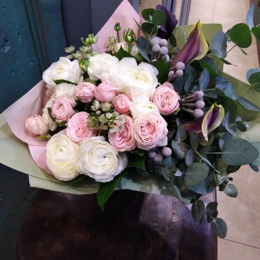 Стиль жизни: букеты цветов на заказ Flowwow