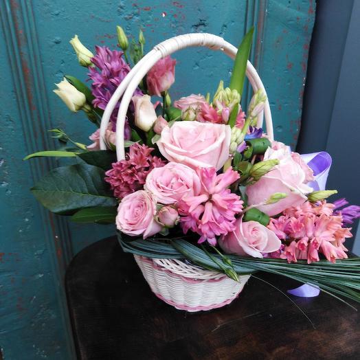 Аромат и нежность: букеты цветов на заказ Flowwow