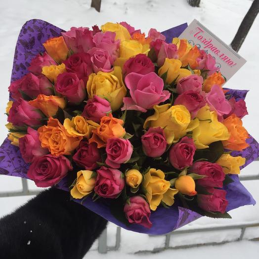 51 Кения: букеты цветов на заказ Flowwow
