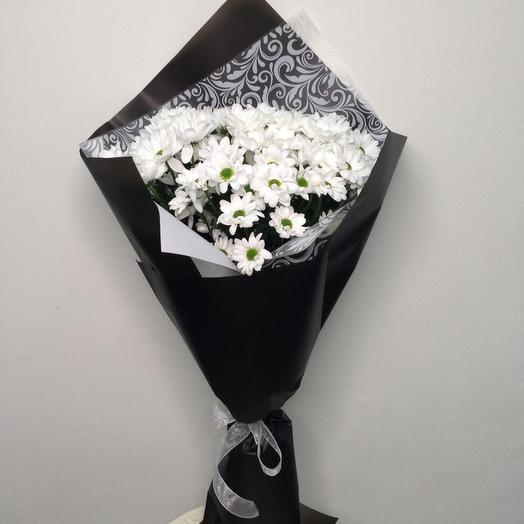 «Стильный фрак»: букеты цветов на заказ Flowwow