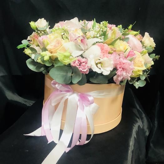 Весенняя свежесть ): букеты цветов на заказ Flowwow