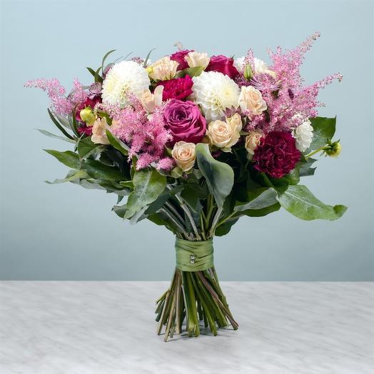Поцелуй у моря: букеты цветов на заказ Flowwow