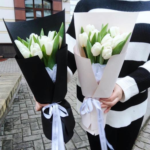 Букет 69: букеты цветов на заказ Flowwow