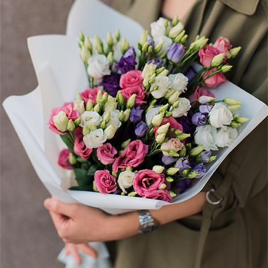 Элеганс: букеты цветов на заказ Flowwow