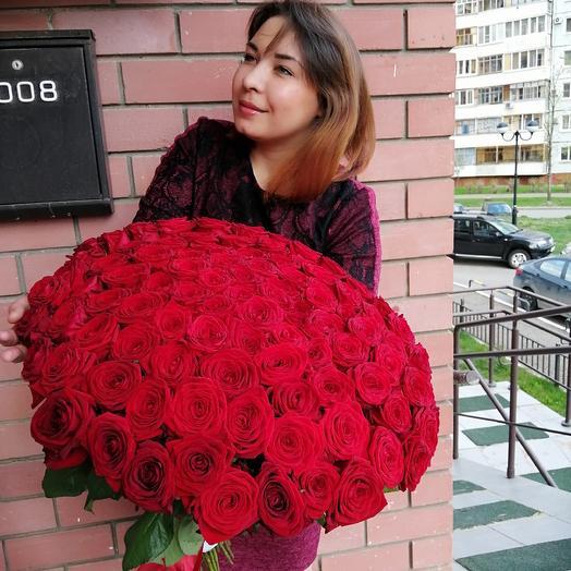 101 Роза  🌹