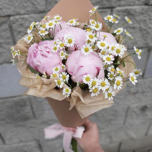 Ля-фам: букеты цветов на заказ Flowwow