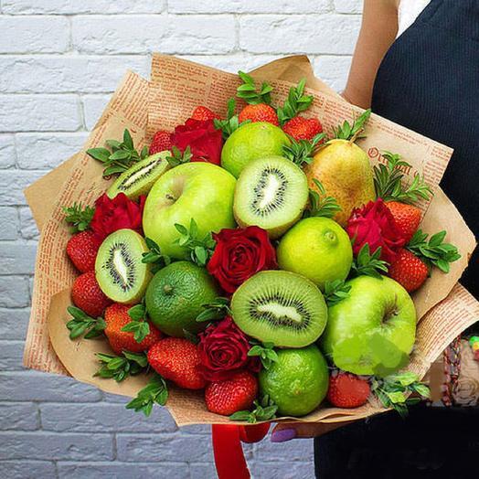 Фруктик: букеты цветов на заказ Flowwow