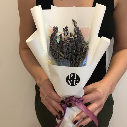 Нежная Лаванда: букеты цветов на заказ Flowwow