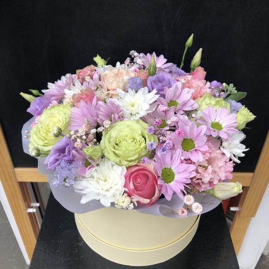 С Любовью🌸: букеты цветов на заказ Flowwow
