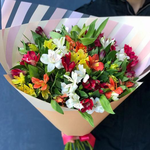 """Букет """"Писаная красавица"""": букеты цветов на заказ Flowwow"""