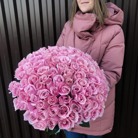 """Букет """"Фламинго"""": букеты цветов на заказ Flowwow"""