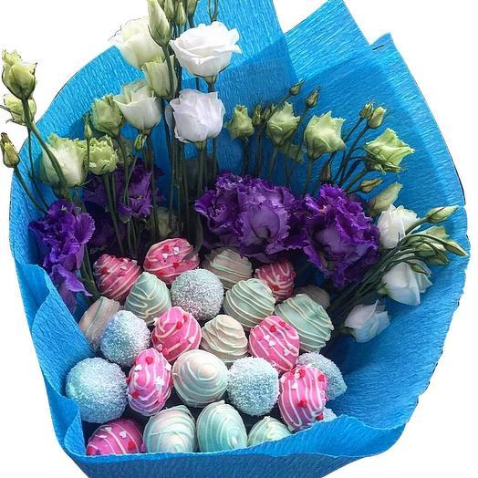 Букет ICE BABY: букеты цветов на заказ Flowwow