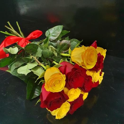 Букет 191: букеты цветов на заказ Flowwow