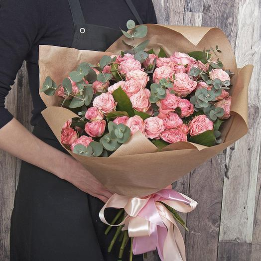 """Букет """"Нежная улыбка"""": букеты цветов на заказ Flowwow"""