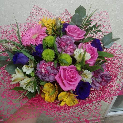 Букет 💐: букеты цветов на заказ Flowwow
