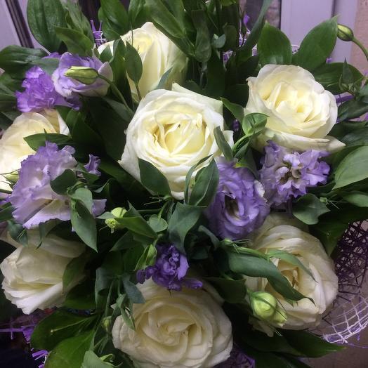 Букет «Неженка»: букеты цветов на заказ Flowwow
