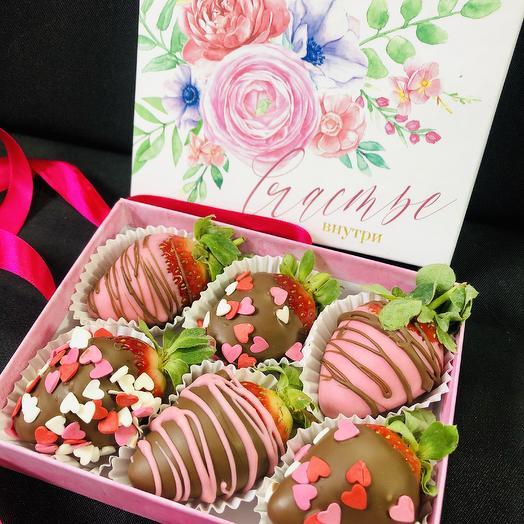 Счастье внутри: букеты цветов на заказ Flowwow