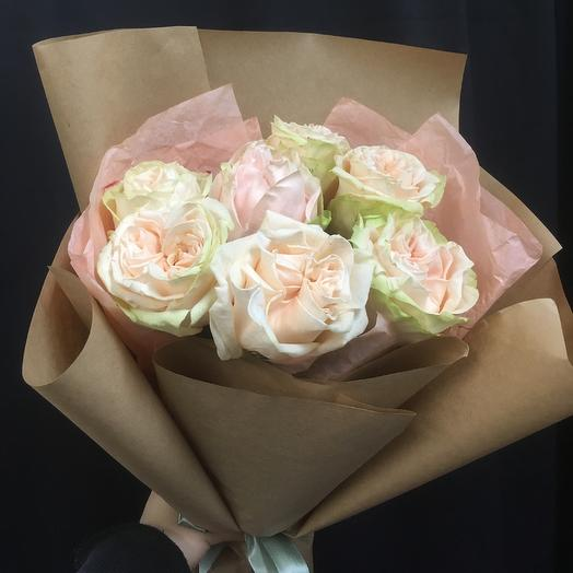 Spirit garden: букеты цветов на заказ Flowwow