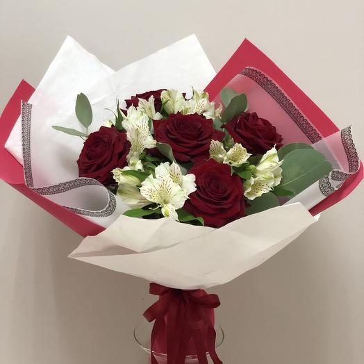 Маиза: букеты цветов на заказ Flowwow