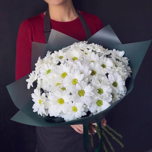 A bouquet of chrysanthemums 19