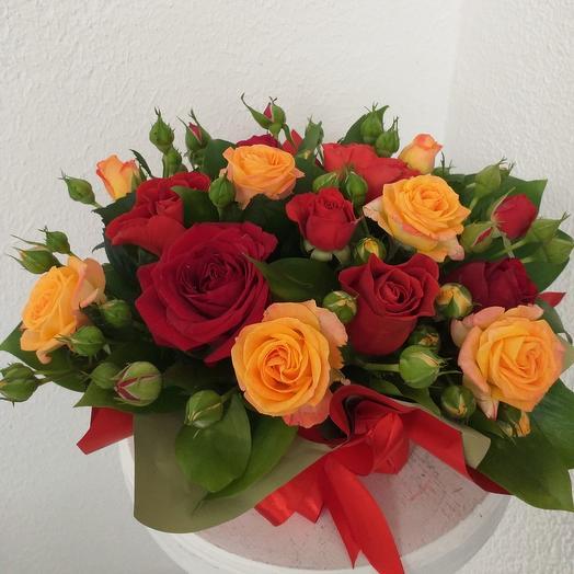 В. Удача: букеты цветов на заказ Flowwow
