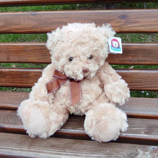 Frowning bear)