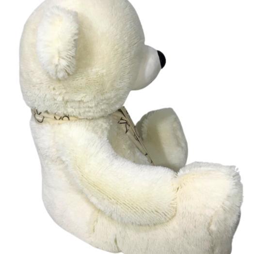 Мишка 115 см «Донжон» молочный