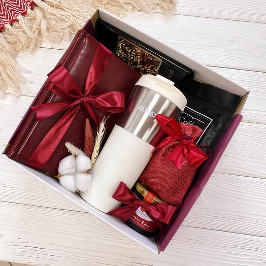 Подарочный набор «Бордо Box»