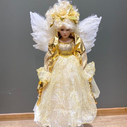 Кукла коллекционная из фарфора