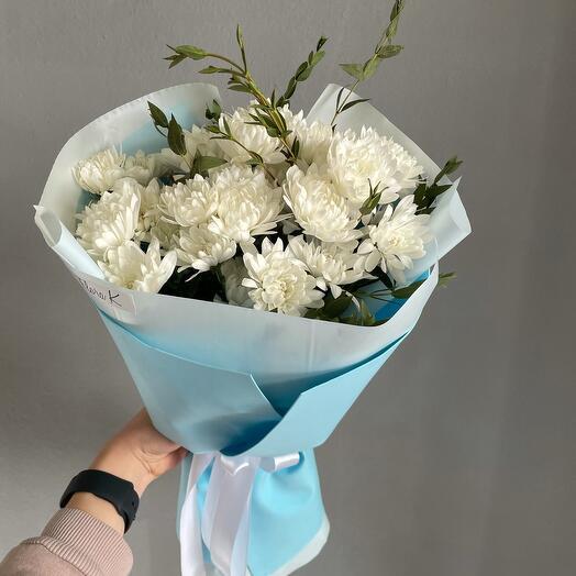 Моно хризантема