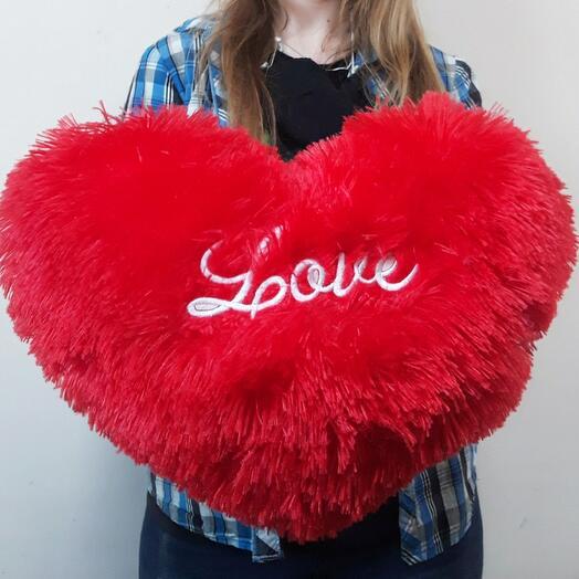 Сердце мягкое Love