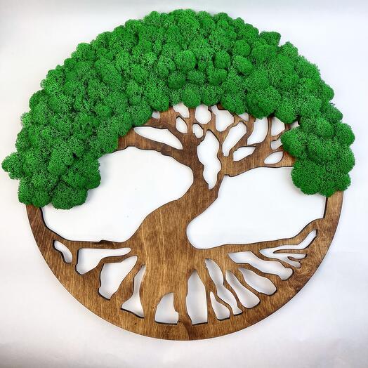 Панно 50 см Дерево жизни