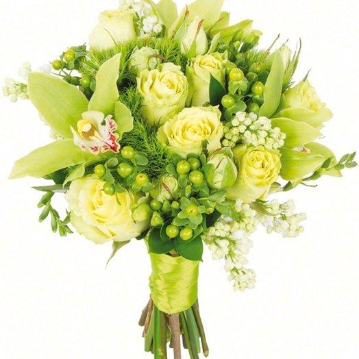 Букет Фристайл: букеты цветов на заказ Flowwow