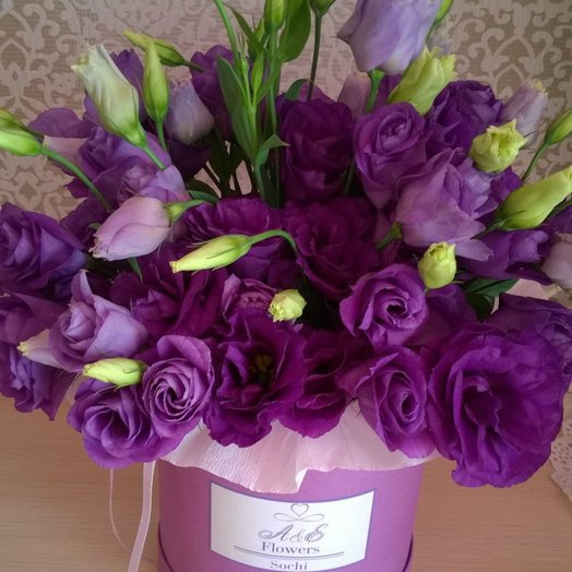 Композиция Эйфория: букеты цветов на заказ Flowwow