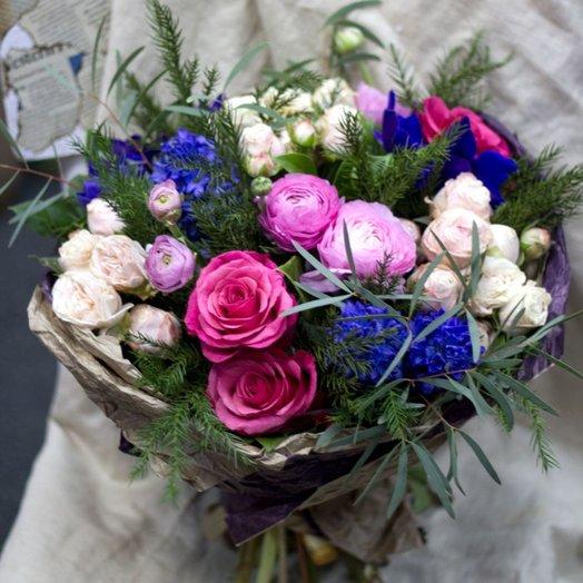 Светлячок: букеты цветов на заказ Flowwow
