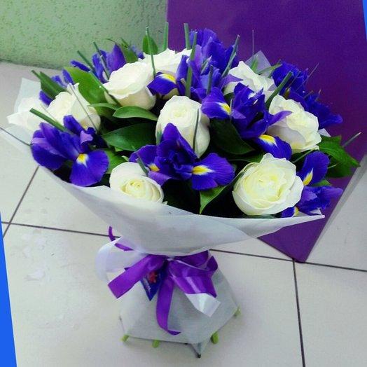 Букет  Небеса: букеты цветов на заказ Flowwow