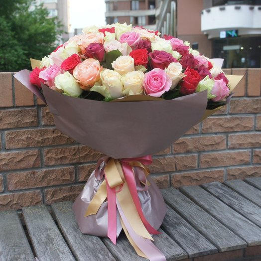 Райское чудо: букеты цветов на заказ Flowwow