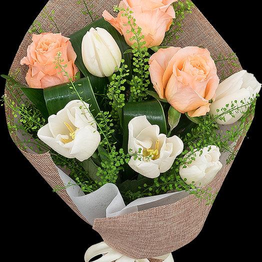 Зая: букеты цветов на заказ Flowwow