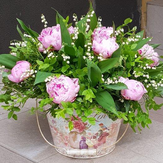 12 месяцев: букеты цветов на заказ Flowwow