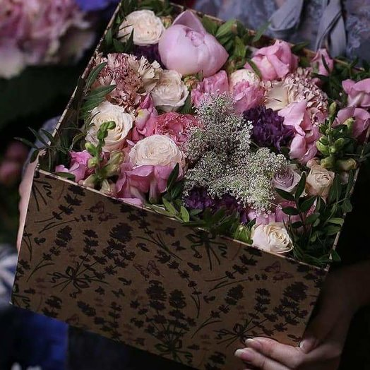 Коллекция ароматов: букеты цветов на заказ Flowwow