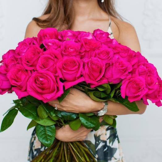 25 роз Pink Floyd (Эквадор)