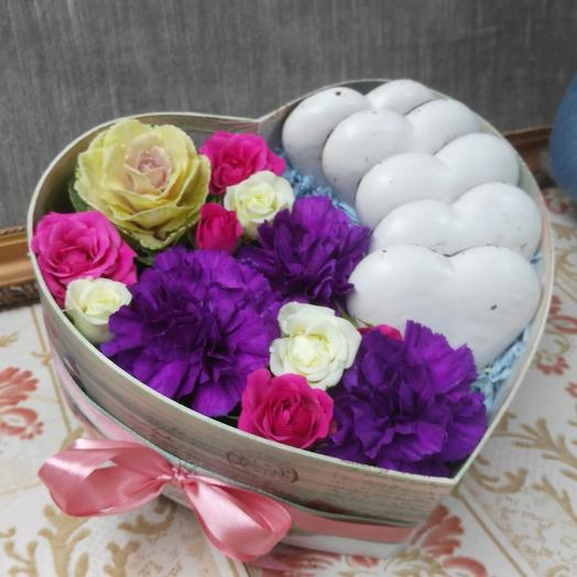 Саксонское чаепитие: букеты цветов на заказ Flowwow