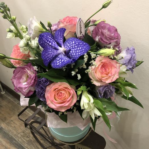 Свежесть: букеты цветов на заказ Flowwow